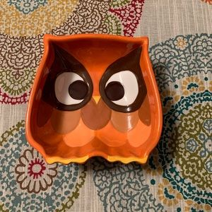 Other - GORGEOUS owl decorative/candy bowl